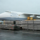 Air Freight - Picture of a plane.